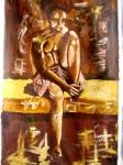 from longinos' exhibition in Korogocho slum, Nairobi