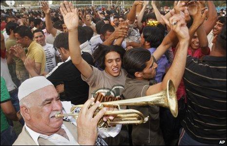 Baghdad parties