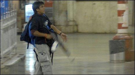 Mumbai attacker