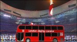 london olympic bus