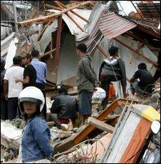 indo quake