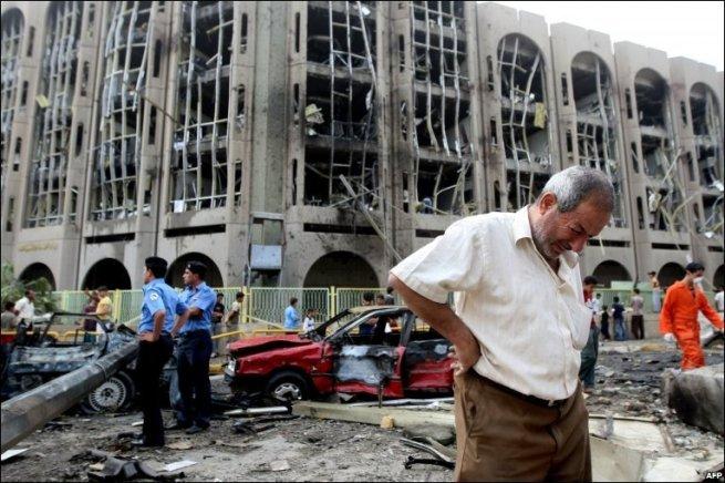 iraq bombs