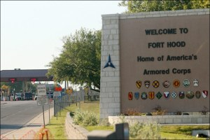 fort hood welcome
