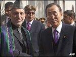 Karzai and UN