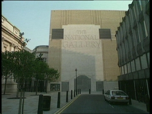 National Gallery Sainsbury Wing