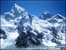 Himalayan glacier - no 2035 threat after all